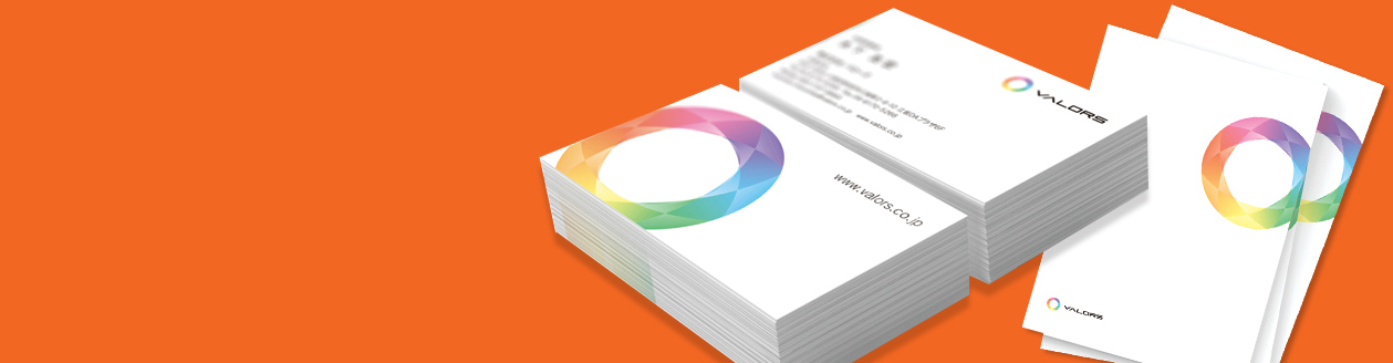 Business card นามบัตร
