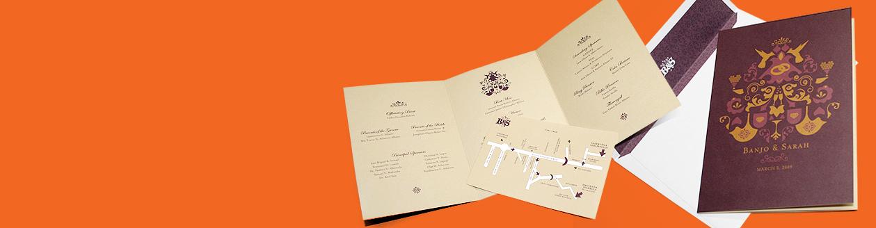 Invitation card การ์ดพิธี